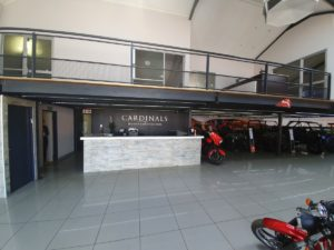 Prime Showroom/Commercial Space on North Rand road